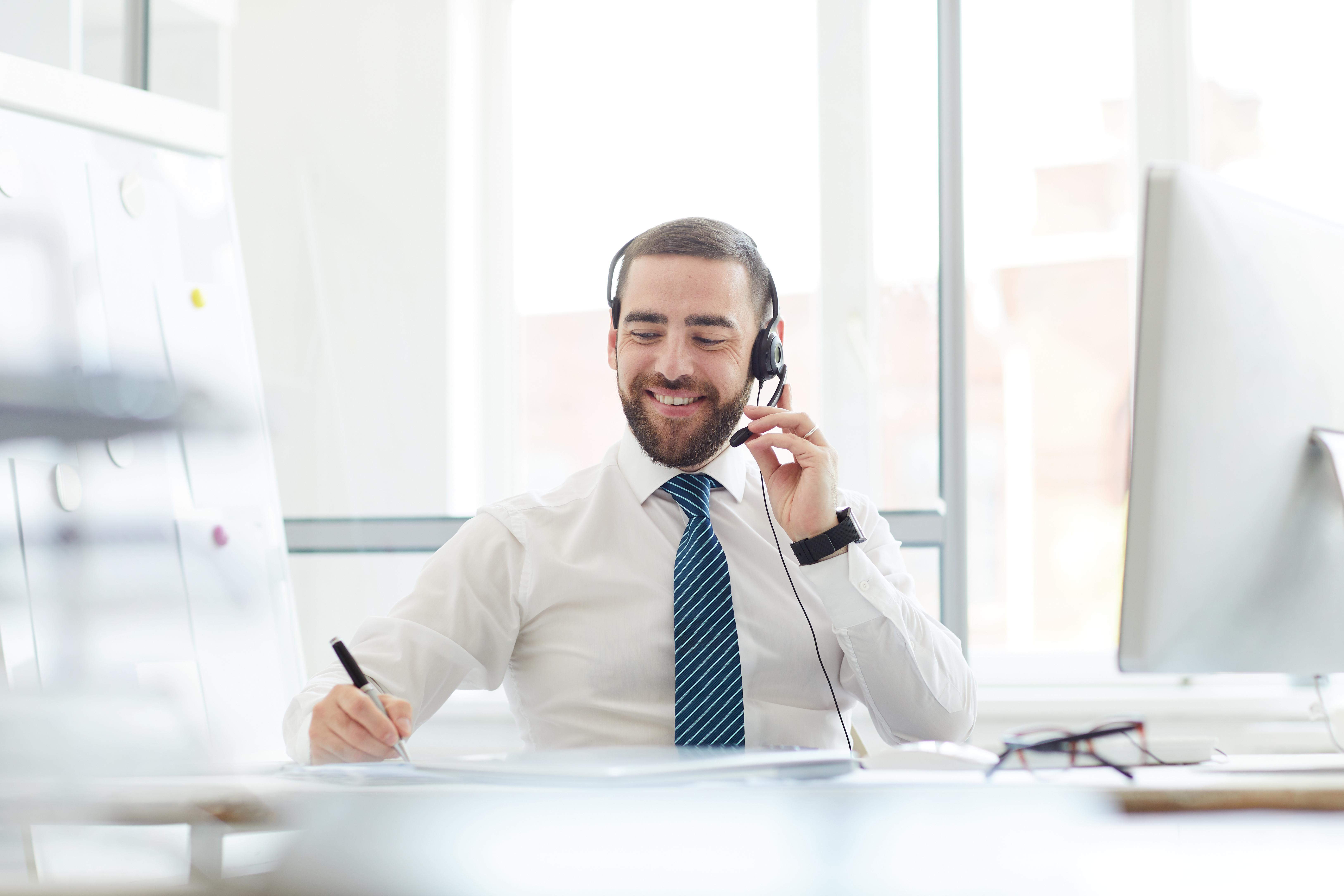 Cloud Call Centers